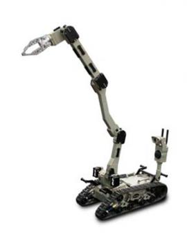 Универсальный робот для разминирования AVENGER ROV
