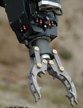 Телескопический манипулятор TM 600