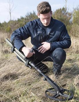 Металлодетектор UXO PIDD 2