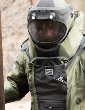 Взрывозащитный костюм EOD 10