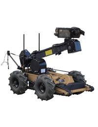 Робот для разминирования GARDIAN ROV