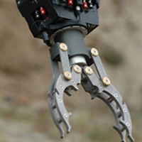 Тяжелый робот для разминирования DEFENDER ROV