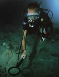 Подводный металлодетектор UWEX 720
